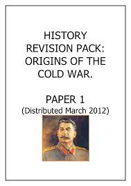 origins of the cold war essay Origin of cold war essay   yesdearinc com Quotations in research papers  Quality essay