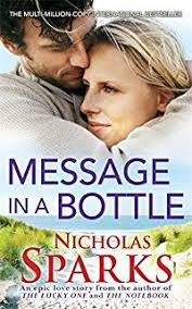 buy the notebook book online at low prices in the notebook message in a bottle