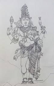 Ardhanareswara अरधनरशवर Hindu Art In 2019 Mysore