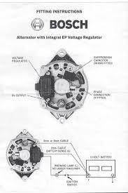bosch starter wiring diagram vw 1 8 nilzanet vw alternator wiring diagram