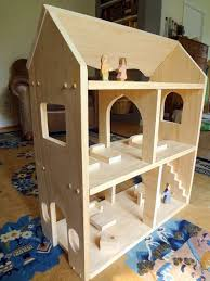 Make a Waldorf-style dollhouse with this tutorial from The Serendipity.