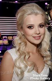 Hot blonde ukrainian women