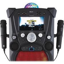 bose karaoke machine. singing machine carnaval bluetooth karaoke system black sdl9030db - best buy bose