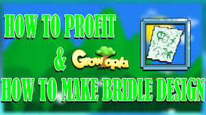 Bridle Design Growtopia How To Profit Make Bridle Design Growtopia