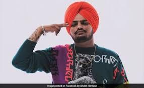 Case Against Punjabi Singer Sidhu Moosewala For Promoting Violence In  Latest Song