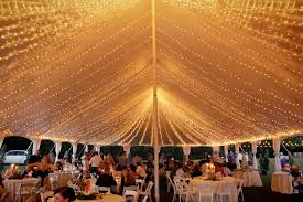 wedding tent lighting ideas. Tent-with-twinkle-lights Wedding Tent Lighting Ideas S