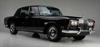 Johnny Cashs 1970 Rolls Royce Silver Shadow For Sale