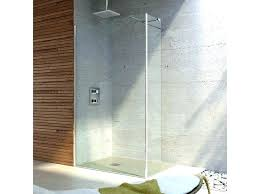 tempered glass shower panel wall collection by design project screens panels uk