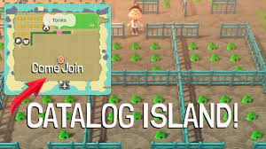 catalog island how to get all items
