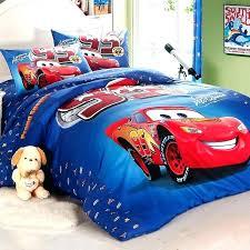race car twin bedding set race car sheets twin cartoon red race car blue bedclothes bedding