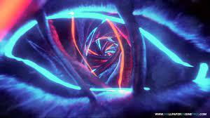 Warm Neon Loop Wallpaper Engine Free ...