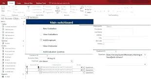 Microsoft Access Accounting Template Nosugarcoating Info