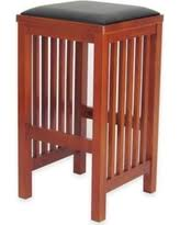 mission style bar stools. Delighful Style Wayborn Mission Style Bar Stool In Brown And Stools M