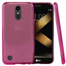 More Views. LG K20 AccessoryGeeks.com | REDShield Pink Flexible Crystal Silicone TPU
