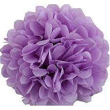 Diy Flower Balls Tissue Paper Lightingsky 10pcs Diy Decorative Tissue Paper Pom Poms Flowers Ball Perfect For Party Wedding Home Outdoor Decoration 10 Inch Diameter Purple