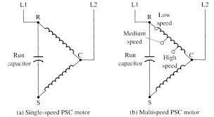 psc fan motor wiring diagram bally smartspeed wiring diagram Single Phase Fan Motor Wiring Diagram psc fan motor wiring diagram permanent split single phase fan motor wiring diagram with capacitor