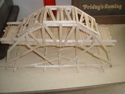 Balsa Wood Bridge Designs Hedef How To Build A Strong Truss Bridge With Balsa Wood