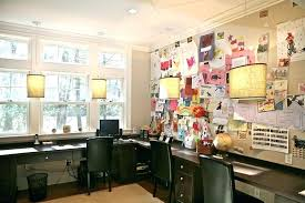 modern office walls. Modern Cork Board Office Wall Boards Bulletin With Contemporary Task Chairs Home And Dark Wood Floor Walls
