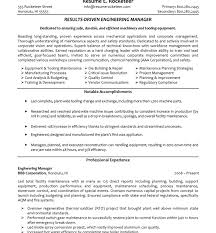 Manufacturing Resume Templates Amazing Product Engineer Sample Resume Design Lease Analyst Cover