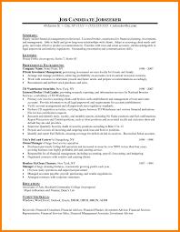 9 Unc Resume Builder Xavierax