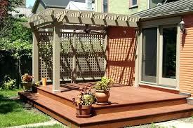 small backyard decks patios small backyard deck ideas backyard decking ideas easy deck for small nice