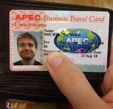 How To Get Your Apec Business Travel Card Ie Asia Vip Card