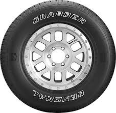 <b>GRABBER HTS60</b> | <b>General Tire</b> Canada