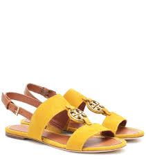 Miller Suede Sandals