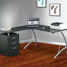 nice looking how to make a corner desk with file cabinet