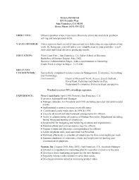Clerical Resume Sample Clerical Resume Template Administrative Clerk