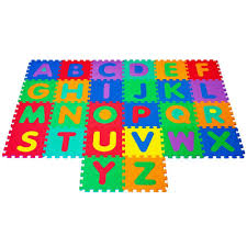 floor mats for kids. Trademark Games Foam Floor Alphabet Puzzles Mat For Kids Mats