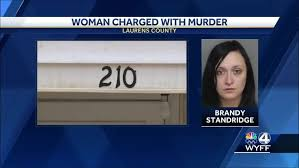 Woman charged with murder in death of Laurens County man, deputies say