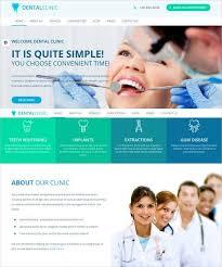 36 Dental Website Themes Templates Free Premium Templates