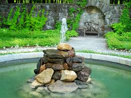 brilliant decoration rock fountain outdoor charming 1000 images from water fountains for gardens with stone decorative gravel source chiroassociates us