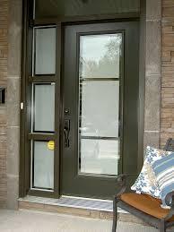 front doors with windows glass front door