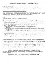 examples of expository essays for middle school expository essay  cover letter expository essay samples for middle school drugerreport web expository and examplesexpository essay introduction examples