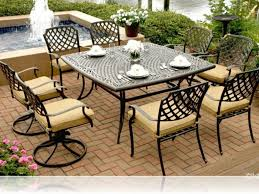 ty pennington style palmetto piece patio dining set and intended