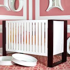 modern white crib modern baby cribs modern black and white crib bedding