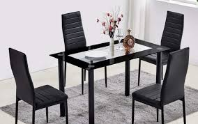 round table shape tempered argos chairs decor seater gumtree seat dunelm and extendable dining stunning d