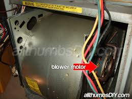 how to replace a trane blower motor part 2 allthumbsdiy images how to replace trane blower motor