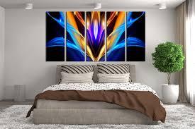 5 piece canvas wall art bedroom wall decor colorful huge canvas print modern on canvas wall art bedroom with 5 piece canvas wall art abstract canvas art prints modern multi