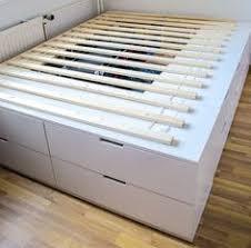 ikea storage bed hack. DIY IKEA HACk - Plattform-Bett Selber Bauen Aus Ikea Kommoden /werbung Storage Bed Hack