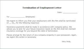 Cancel Contract Letter Template Employee Contract Letter Sample Job