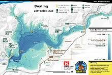 Lost Creek Lake Wikipedia