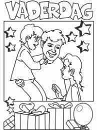 Vaderdag Kleurplaten 2019 Gratis Printen Topkleurplaatnl
