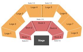 Ocean Center Seating Chart Daisy Tickets Eventsparklongbeach Org