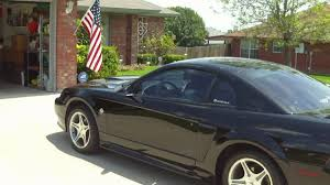 1999 Mustang GT35th Limited Edition.MOV - YouTube