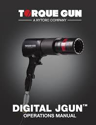 Jgun Torque Chart Digital Jgun Torque Gun Hytorc Public Knowledge Base