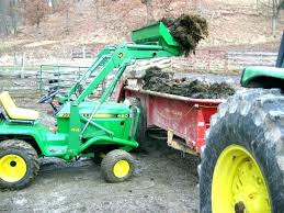 garden tractors with loader used garden tractors for tractor loader front end yesterdays used garden