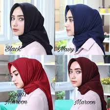 Check spelling or type a new query. Tutorial Hijab Double Segi Empat Pesta Lebaran